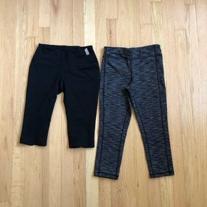 Athleta Girl & Zella Girl Cropped Leggings